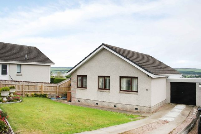 Thumbnail Bungalow for sale in Kintail Place, Dingwall, Highland