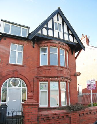 Thumbnail Flat to rent in Holmfield Road, Blackpool