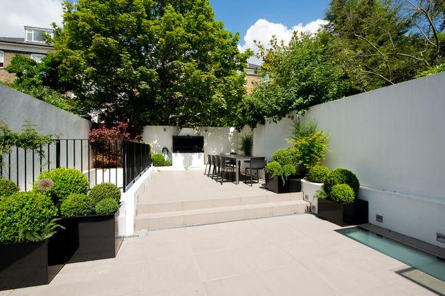Rear Garden of Cathcart Road, London SW10
