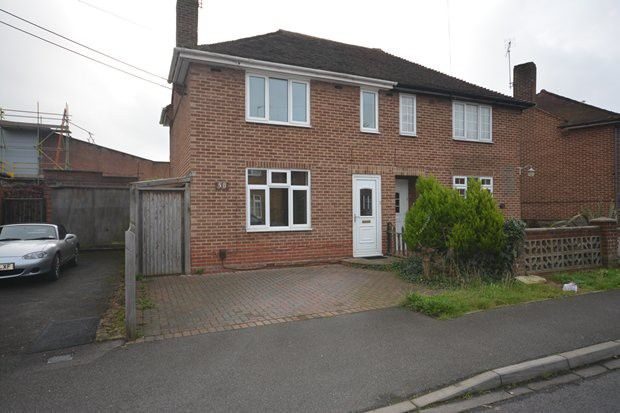 2 bed semi-detached house to rent in Testwood Crescent, Totton, Southampton, Hampshire