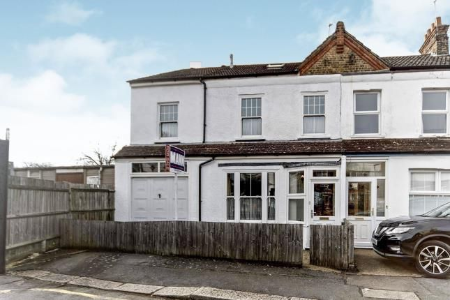 Thumbnail Semi-detached house for sale in Thorncroft Road, Sutton, Surrey, England