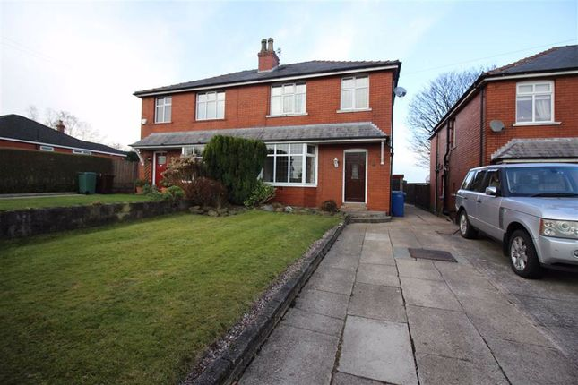 Thumbnail Semi-detached house to rent in Cockey Moor Road, Bury, Greater Manchester