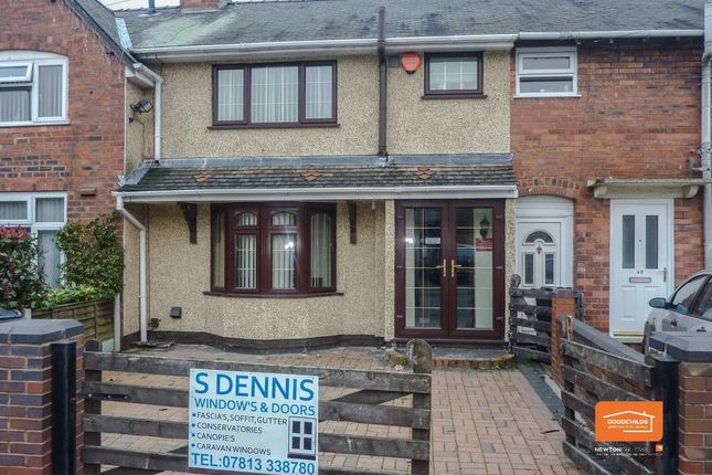 Thumbnail Terraced house to rent in Bagnall Street, Leamore, Walsall