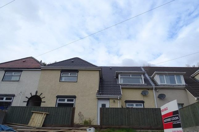Thumbnail Terraced house for sale in Treneol, Aberdare