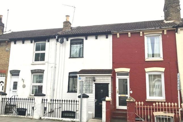 Thumbnail Terraced house to rent in Gardiner Street, Gillingham