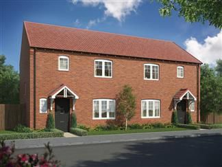Thumbnail Detached house for sale in The Sandhurst, Collingwood Manor, Loansdean, Morpeth