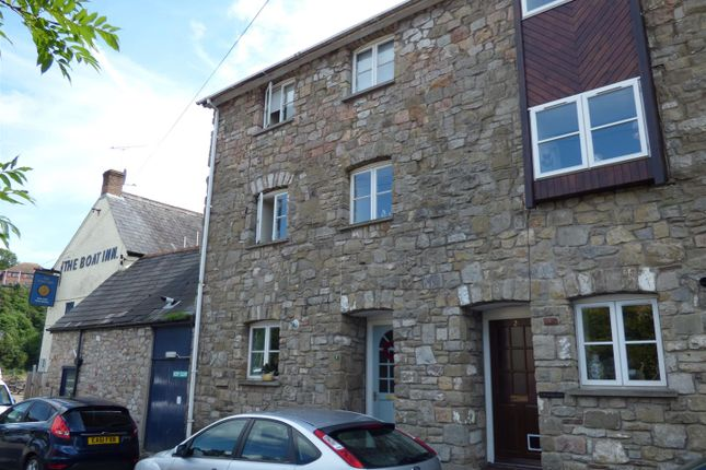 Thumbnail Town house to rent in The Back, Chepstow