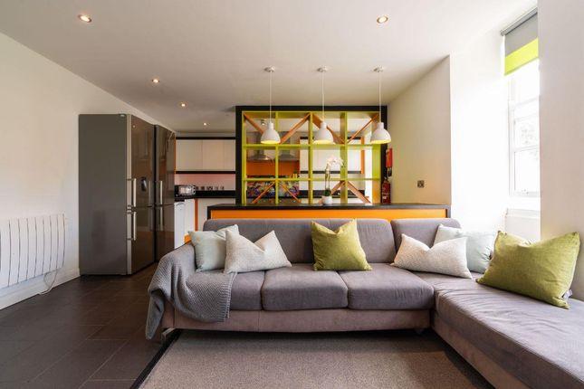 Thumbnail Flat to rent in Eskdale Terrace, Jesmond