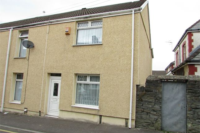 Thumbnail End terrace house for sale in Exchange Road, Melyn, Neath, West Glamorgan
