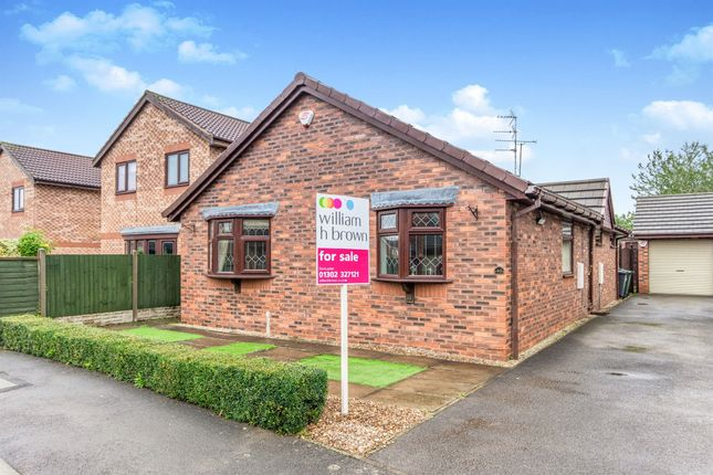Thumbnail 3 bed detached bungalow for sale in Farnborough Drive, Bessacarr, Doncaster