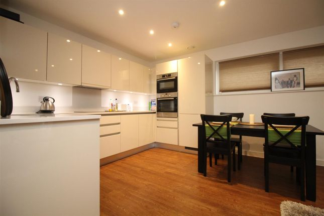 Thumbnail Flat to rent in Arthur Court, Stanmore Place