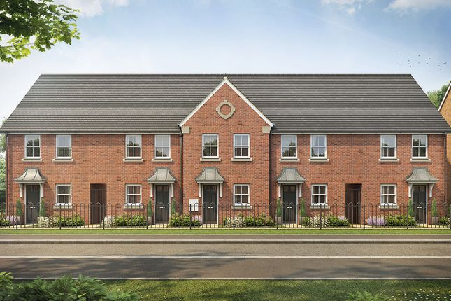 Thumbnail Terraced house for sale in Ordnance Road, Chorley