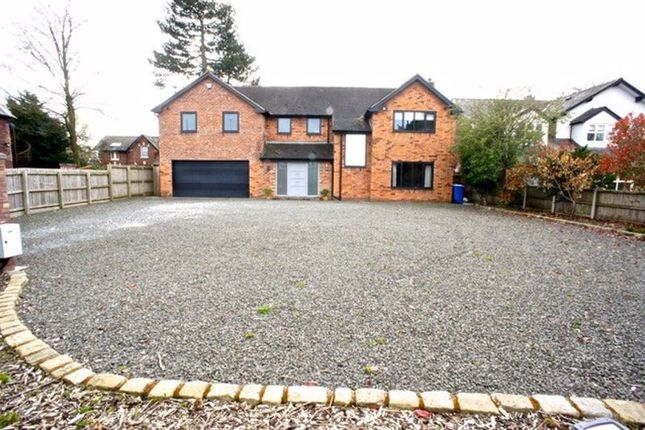 Thumbnail Detached house for sale in Evergreen, Higher Lane, Lymm
