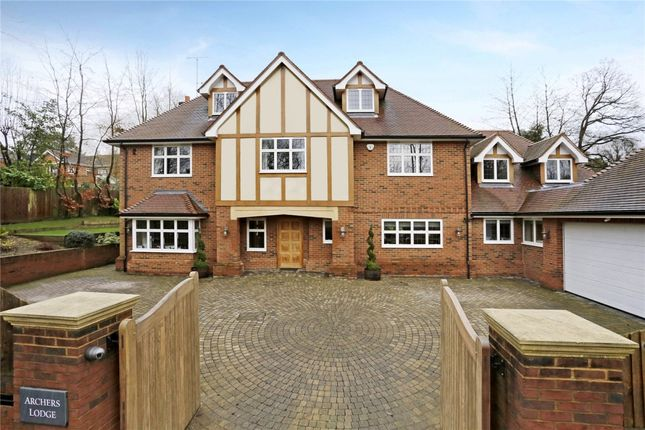 Thumbnail Property to rent in Whichert Close, Beaconsfield, Bucks