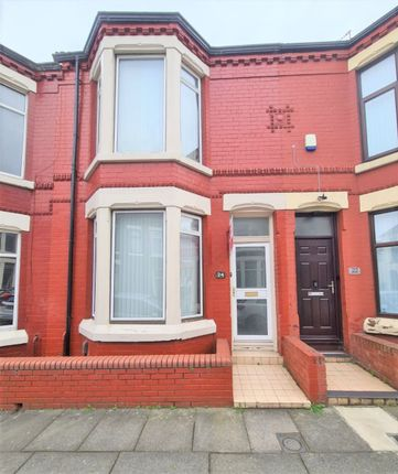 Thumbnail Terraced house to rent in Swanston Avenue, Walton, Liverpool