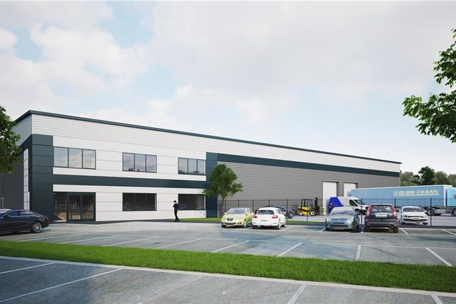 Thumbnail Industrial to let in Plot 3000 - Unit 1, Broadway Green Business Park, Foxdenton Lane, Middleton, Manchester, Lancashire