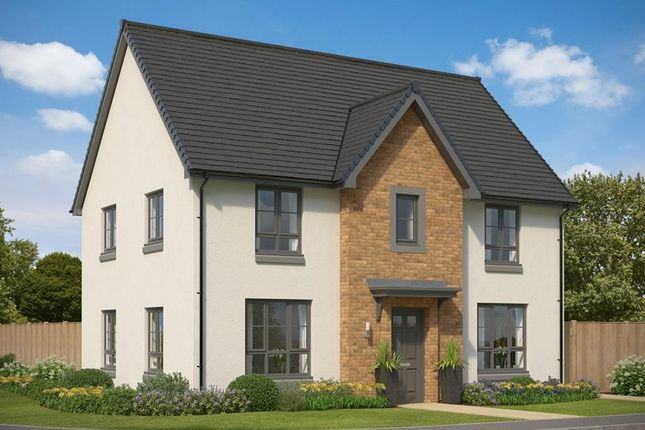 """4 bedroom detached house for sale in """"Craigston"""" at Kingswells, Aberdeen"""