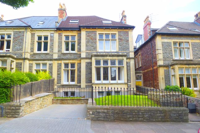 Thumbnail Maisonette to rent in St. Johns Road, Clifton, Bristol