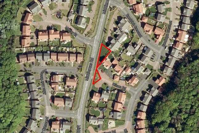Land for sale in Plot At Middlemas Road, Dunbar EH421Gh