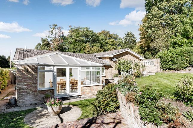 Thumbnail Detached bungalow for sale in Prior Road, Camberley GU15,
