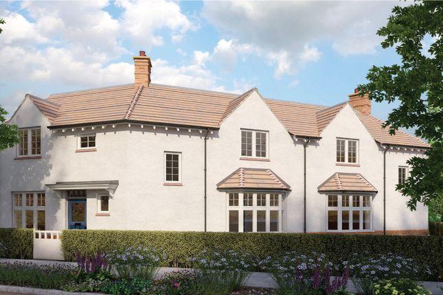 Thumbnail Semi-detached house for sale in Deer Park Lane, Bassaleg, Gwent