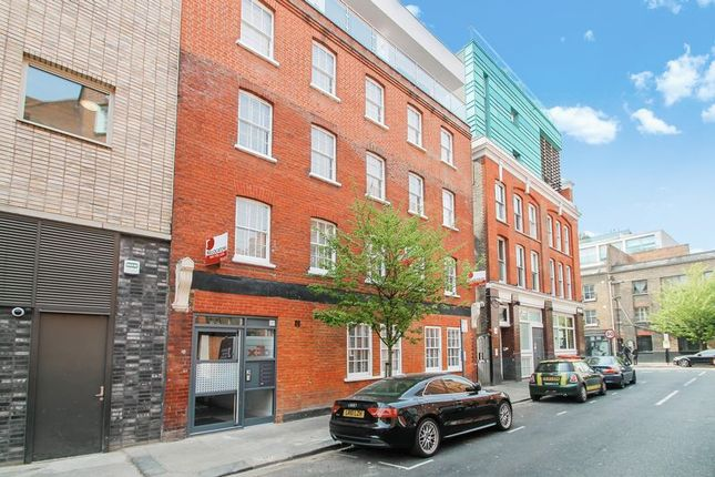Thumbnail Studio to rent in Old Nichol Street, London