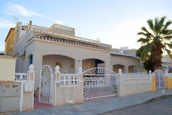 Front Of House of Spain, Alicante, San Miguel De Salinas