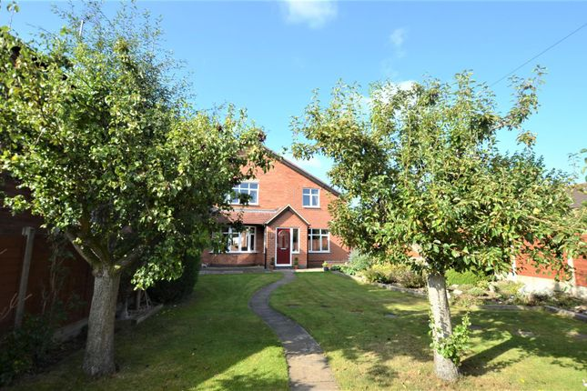 Thumbnail Detached house for sale in Orchard View, Beacon Road, Rolleston-On-Dove, Burton-On-Trent