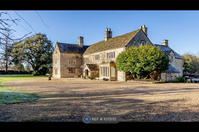 Thumbnail Detached house to rent in Milbourne House, Milbourne, Malmesbury