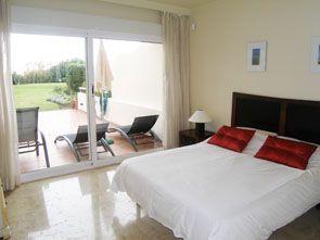 Bedroom To Terrace