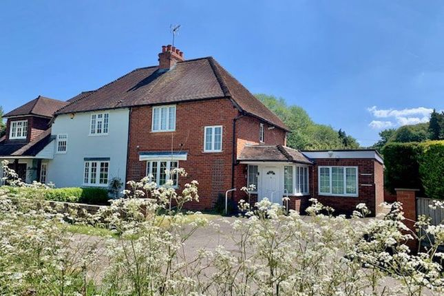 Thumbnail Semi-detached house for sale in The Holt, Hare Hatch, Reading