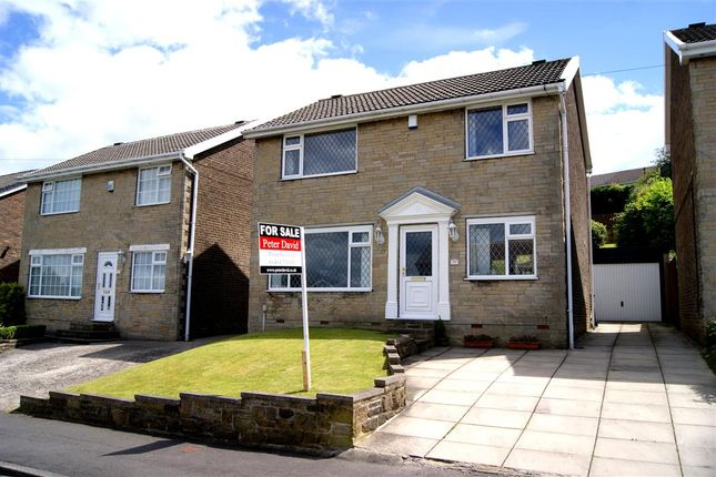 4 bed detached house for sale in Long Ridge, Brighouse