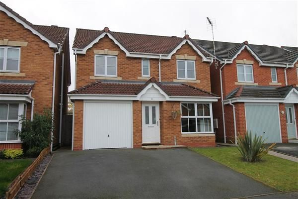 Thumbnail Detached house for sale in Pulman Close, Redditch, Redditch