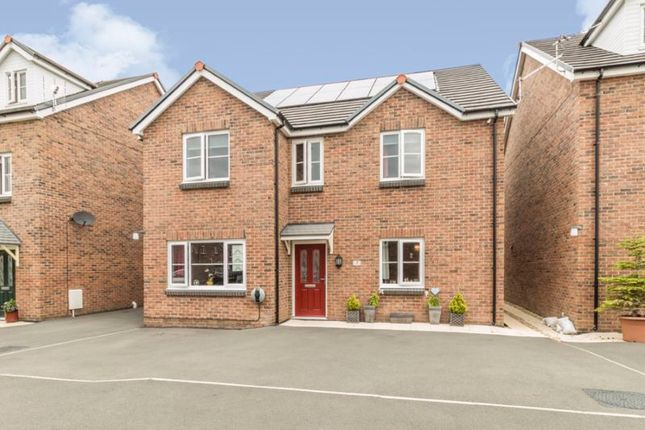 Thumbnail Detached house for sale in Sol Invictus Place, Caerleon, Newport