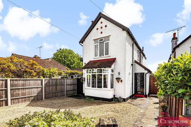 Thumbnail Detached house for sale in Govett Avenue, Shepperton