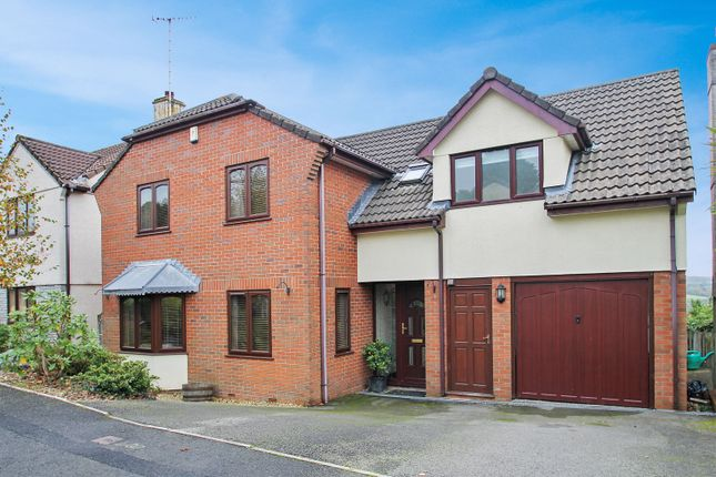 Thumbnail Detached house for sale in New Meadow, Ivybridge