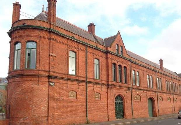 Thumbnail Office for sale in Cromac Quay, Belfast, County Antrim