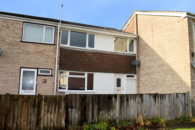Thumbnail Terraced house for sale in Westmark, King's Lynn