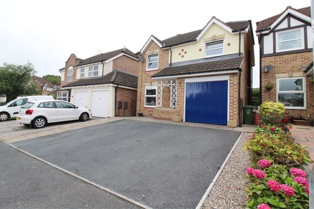 Thumbnail Detached house for sale in Macadam Gardens, Penrith, Cumbria