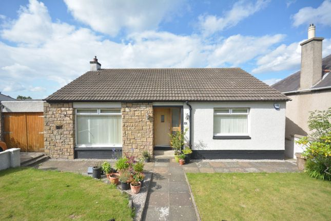 Thumbnail 3 bed detached bungalow for sale in Newcraighall Road, Edinburgh