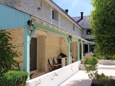 Thumbnail Property for sale in Nueil-Sous-Faye, Vienne, France