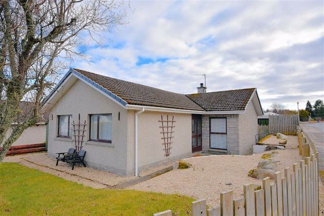 Thumbnail Detached bungalow for sale in Strathspey Road, Grantown-On-Spey