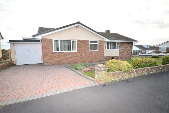 Thumbnail Detached bungalow for sale in Maudlin Drive, Teignmouth, Devon