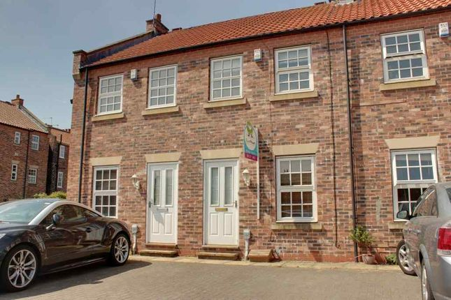 Thumbnail Terraced house to rent in Barleyholme, Beverley