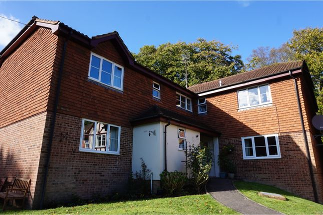 Thumbnail Flat for sale in The Meadows, Crowborough