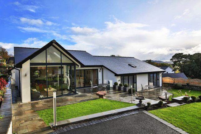 Detached bungalow for sale in Somerset Lane, Cefn Coed, Merthyr Tydfil