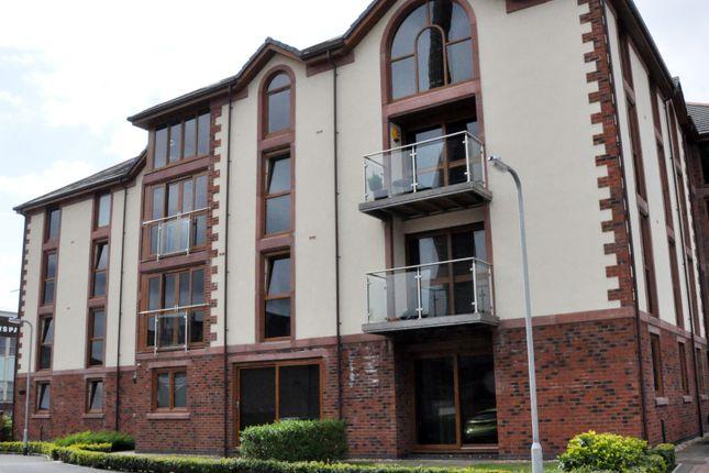 Thumbnail Flat to rent in John Robert Gardens, Carlisle
