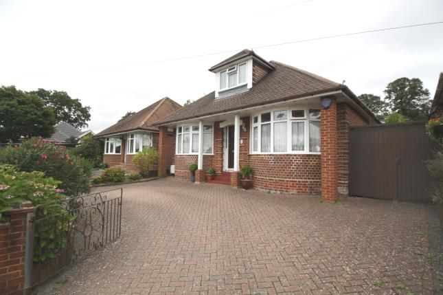 Thumbnail Bungalow for sale in Southampton, Hampshire, .