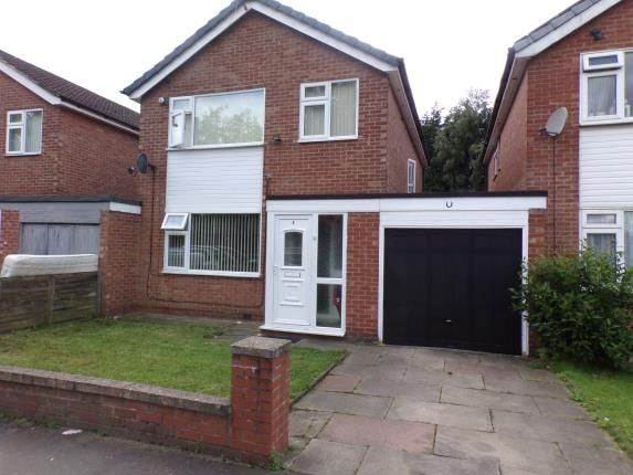 Thumbnail Link-detached house for sale in Warwick Court, Whalley Range, Manchester, Greater Manchester