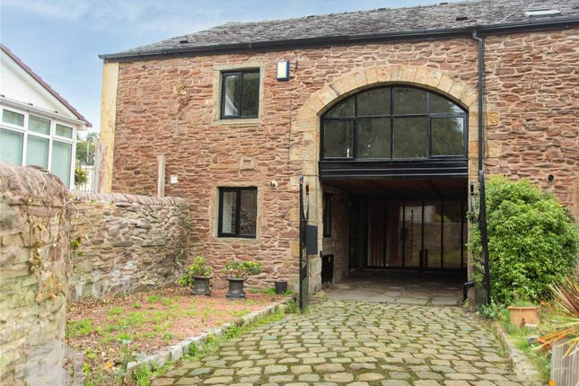 Thumbnail Barn conversion for sale in Barn Court, Thicketford Road, Bolton